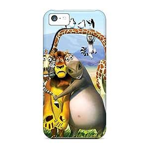 Excellent Design Madagascar 3 Europe's Case Cover For Iphone 5c
