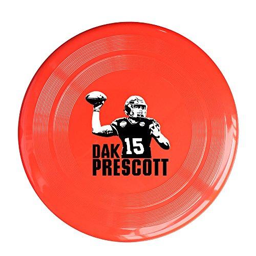 DETED Customize Dak Prescott Poster Flying Disc - Red