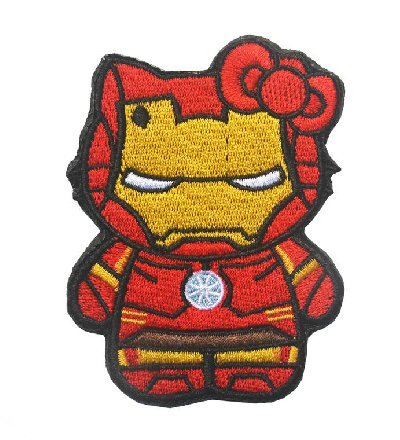 Hello kitty commando morale patch – redheaded t shirts.