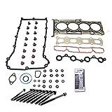 Head Gasket Set Bolt Kit Fits: 07-13 Chrysler Sebring 2.4L DOHC 16v GEMA Cu.144
