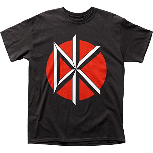 Dead Kennedys - Logo with Black Print T-Shirt Size XL