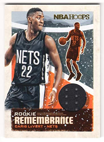 Caris LeVert 2019-20 Panini Hoops Rookie Remembrance Winter JSY #22 NM-MT MEM Nets Basketball NBA from Hoops