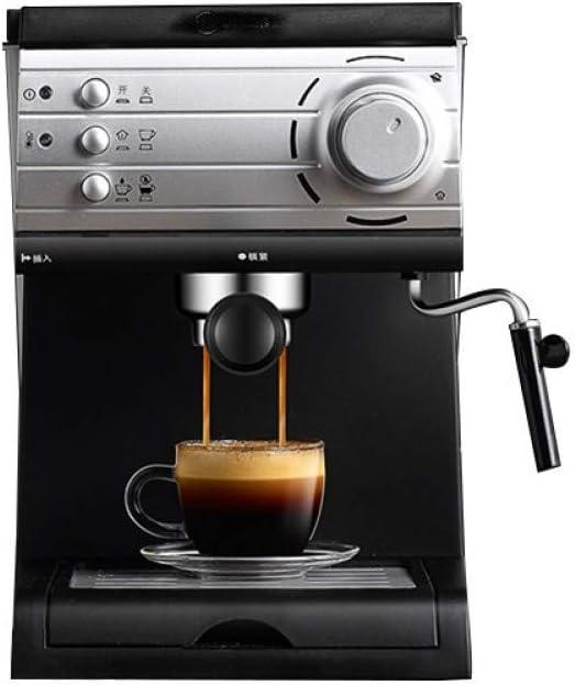 CTDMMJ cafetera en casa pequeña Espuma de Vapor semiautomática: Amazon.es: Deportes y aire libre