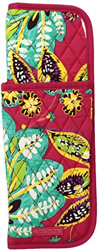Vera Bradley Curling and Flat Iron Cover, - Flat Stores Iron