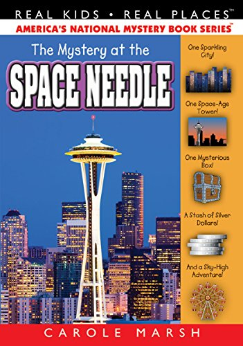 Mystery at the Space Needle (49) (Real Kids Real Places)