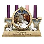9-Advent-Candle-Holder-Advent-Wreath-Baby-Jesus-and-Barn-Animals