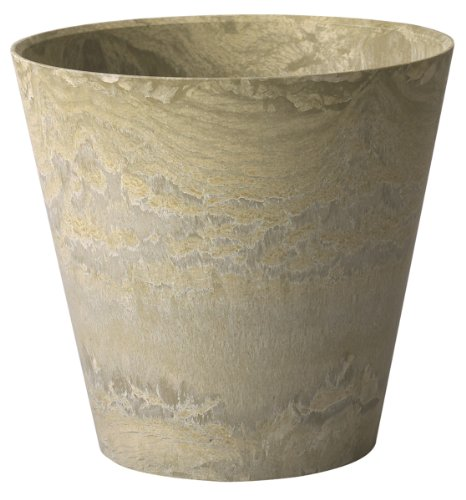 Napa Round Pot (Artstone Napa Round Planter, 6-Inch, Sage)