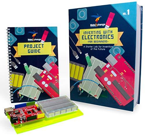 MakeXchange Coding and Invention Kit - Award-Winning Kit Teaches Core STEM Skills Fundamental to Basic Robotics. Real Kids, Real Code, Real ()