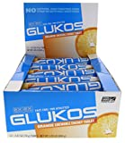 Glukos, Glucose Energy Tablets, Orange Cylinder (12 pack, 14 Tablets, each)