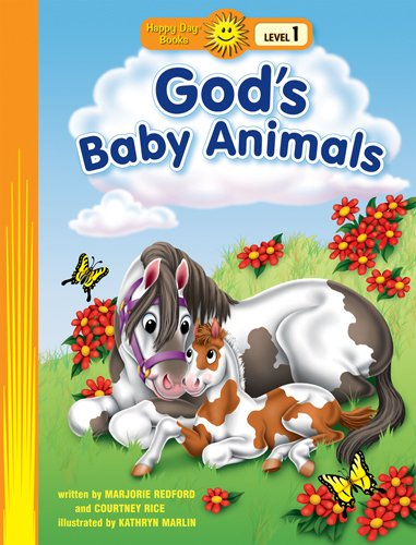 God's Baby Animals (Happy Day® Books: Level 1) by Happy Day Book