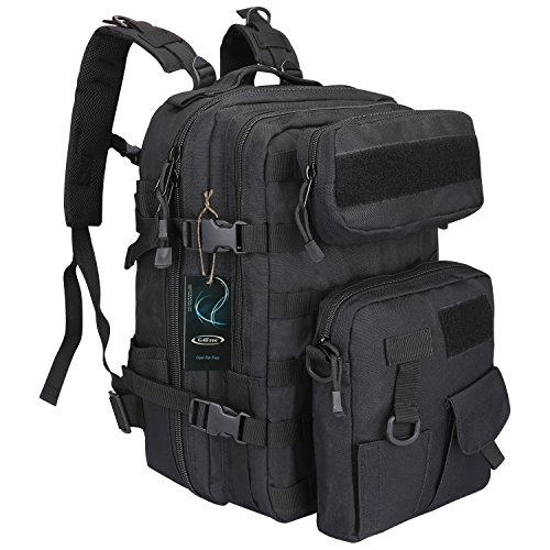 G4Free Military Tactical Molle Backpack Sport Outdoor Versatile Rucksacks Camping Hiking Traveling Bag -
