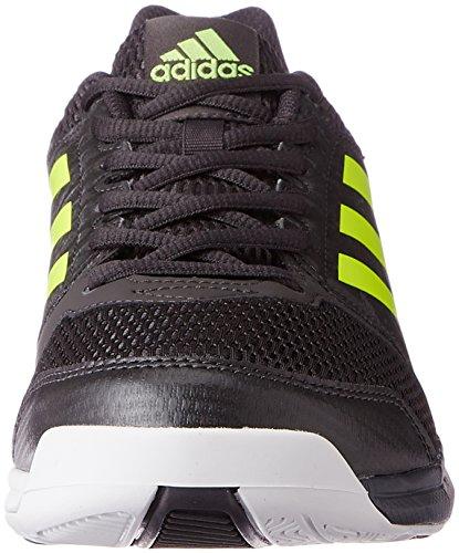 adidas Multido Essence - Zapatillas de deporte para Hombre utility black f16/solar yellow/ftwr white