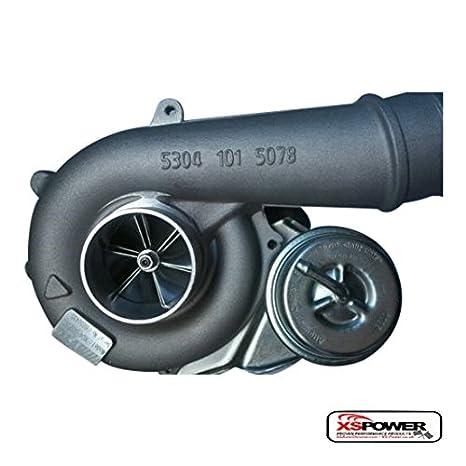xs-power Billet Compresor K04 023 XL Seat Leon Audi TT S3 Upgrade staged Turbo RS6 K: Amazon.es: Coche y moto