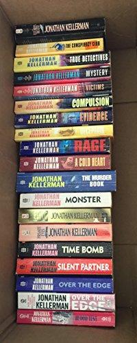 Jonathan Kellerman Paperback Collection (Lot)