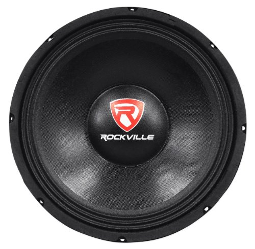 Rockville RVP12W8 600 Watt 12' Raw Replacement DJ PA Subwoofer 8 Ohm Sub Woofer