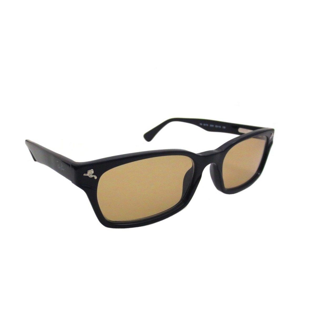 レイバン オリジナルカラー サングラス Ray-Ban RX5017A-2000(52)アジアンフィット セルフレーム UVカット  メンズ レディース 男女兼用 B07BF9TB61 ブラウン50 ブラウン50 -