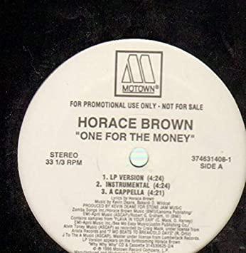 horace brown one for the money download