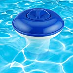 Sunnila-Dispenser-di-Cloro-Galleggiante-5-Pollici-Dispenser-Regolabile-Distributore-Galleggiante-per-Piscine-chimiche