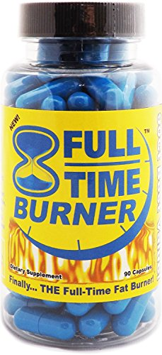 Full-Time Fat Burner - Get The Best Natural Fat Burning Supp