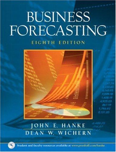 Business Forecasting ebook