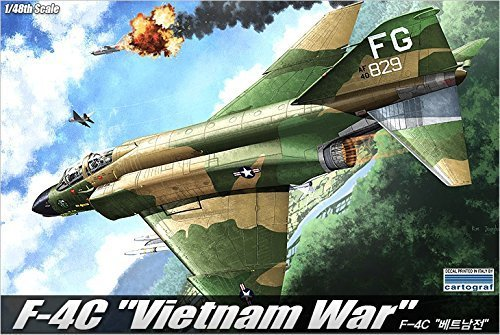 1/48 F-4C Phantom Vietnam War 12294 - Plastic Model Kit by Academy Models