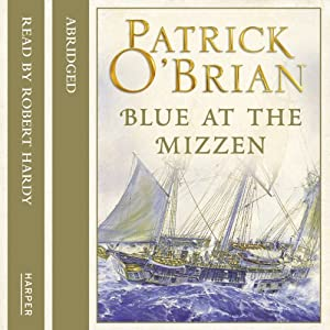 Blue at the Mizzen Audiobook