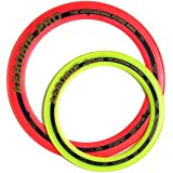 """Aerobie Pro Ring (13"""") & Sprint Ring (10"""") Set, Assorted Color"""