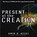 Present at the Creation: The Story of CERN and the Large Hadron Collider Audiobook by Amir D. Aczel Narrated by Byron Wagner