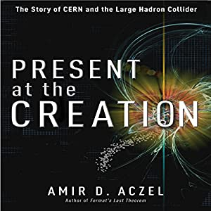 Present at the Creation Audiobook