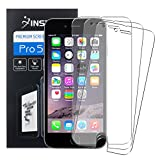 iPhone 6 Plus/ iPhone 6S Plus Screen Protector, Insten 3-piece Set Anti-Glare Screen Protector compatible with Apple iPhone 6 Plus/ iPhone 6S Plus (5.5)