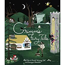 Grimm's Fairy Tales Audiobook by  The Brothers Grimm Narrated by Jim Dale, Janis Ian, Alfred Molina, Katherine Kellgren