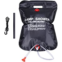 CARTMAN Portable Solar Camping Shower 5 Gallons