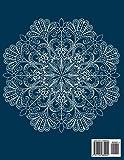 Address Book with Tabs: Mandala Art