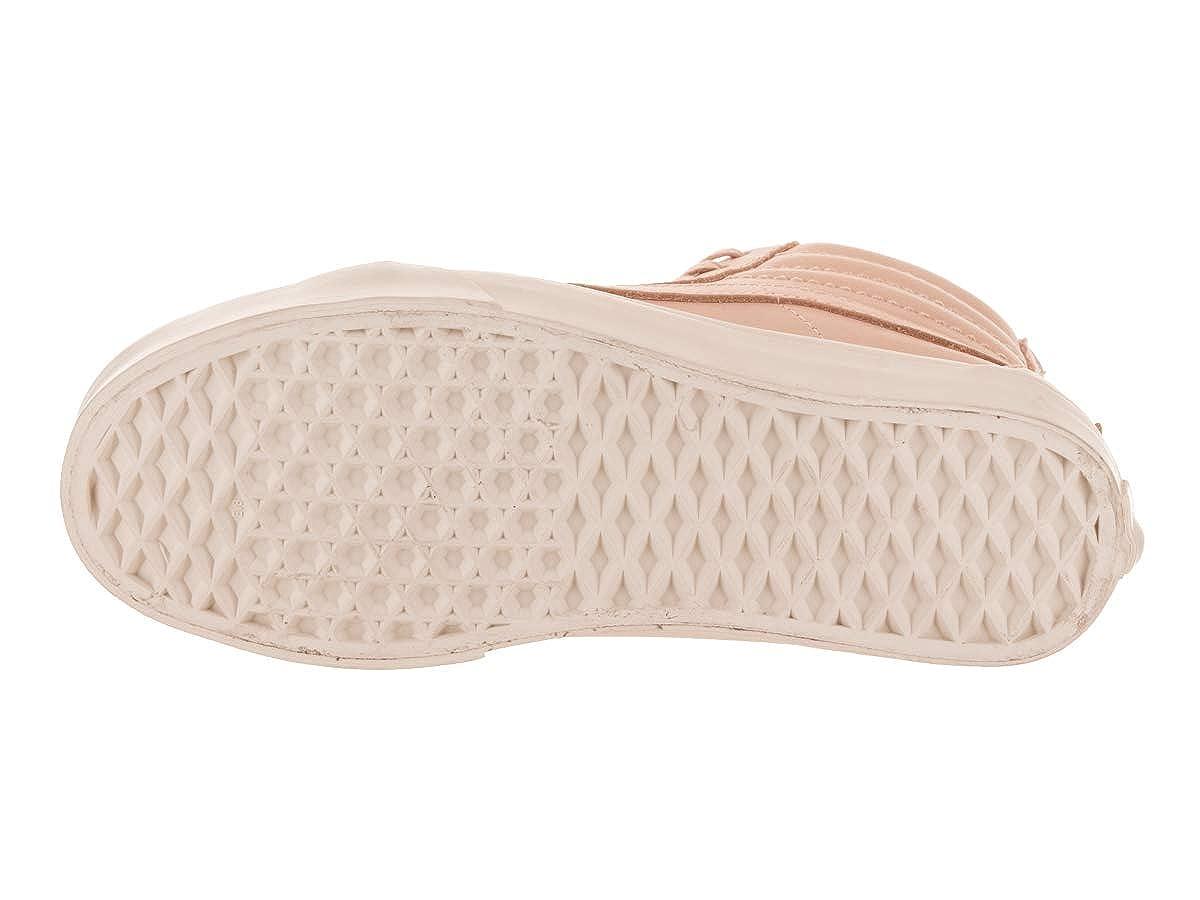 Vans Sk8-Hi Reissue Zip Mädchen Sneaker Pink (Veggie Tan Leder) Leder) Tan Tan 2c02f8