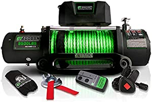 STEGODON New 9500 lb. Load Capacity Electric Winch