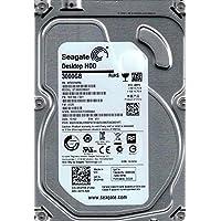 Seagate ST3000DM001 P/N: 1ER166-501 F/W: CC25 3TB WU