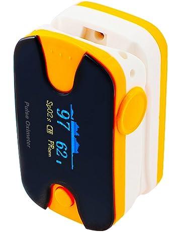 Pulsioxímetro Carejoy y pulsómetro con alarma, cordón (OLED) Celloexpress