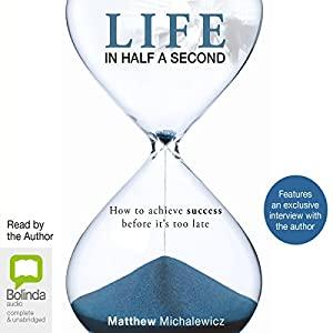 Life in Half a Second Audiobook