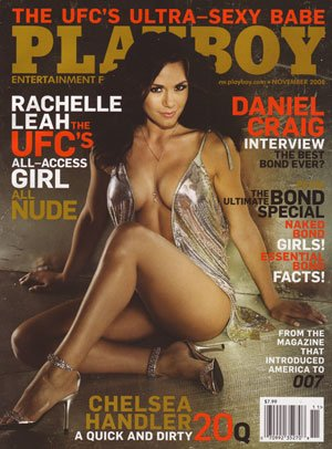 Playboy chelsea handler naked any