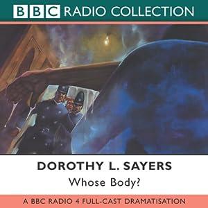 Whose Body? [Dramatised] Radio/TV Program
