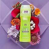 Ban Roll-On Antiperspirant Deodorant, Satin Breeze, 3.5oz