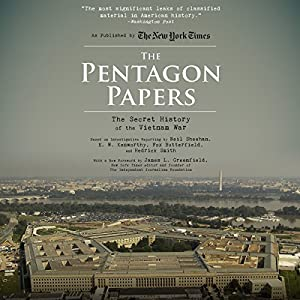 The Pentagon Papers Audiobook