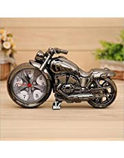 Motorcycle Model Battery Alarm Clock Gift Present Office or Home Decor