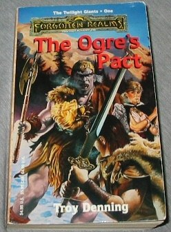 Download The Ogres Pact (Forgotten Realms The Twilight
