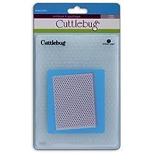 Cuttlebug 2000207 5-Inch-by-7-Inch Embossing Folder, Polka Dots