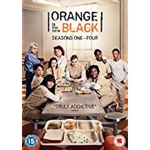 Orange is the New Black Seasons 1 - 4