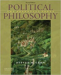 POLITICAL PHILOSOPHY CAHN EBOOK
