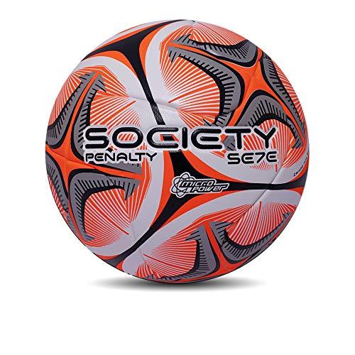 Bola  Society Penalty SE7E R1 KO X Adulto Unissex Prata 0