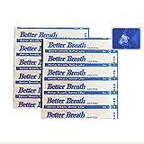Nasal Strips(Medium) Better Breath Anti Snoring Snore Reducing(300 Pcs, 55mm*16mm)