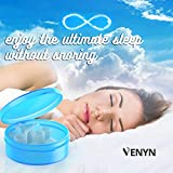 Venyn Set of 4 Nose Vents to Ease Breathing - Anti